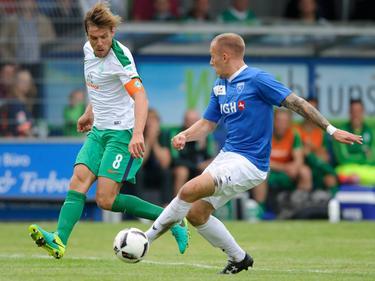 Gelungener Test für Werder Bremen