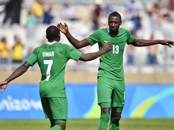 Nigerias Fußballer gewinnen in Rio Bronze