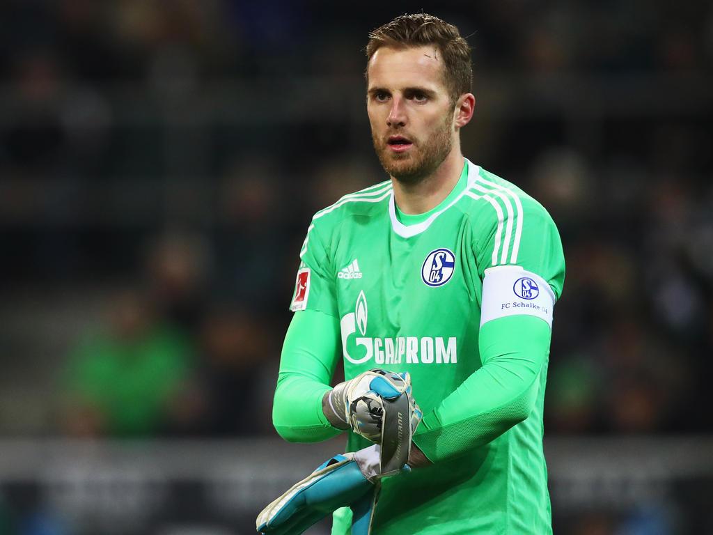 Ralf Fährmann ist eine Säule im Schalker Team
