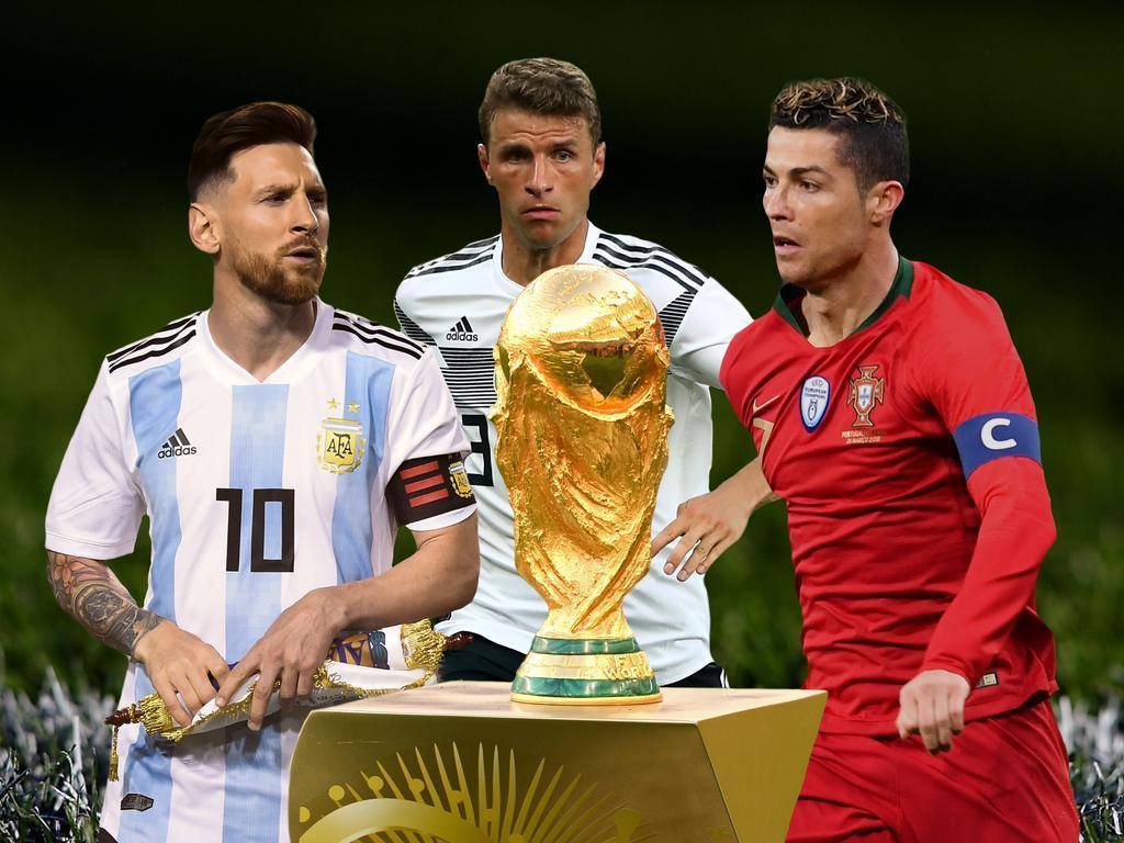 Alle Informationen zur Fußball-Weltmeisterschaft im Überblick