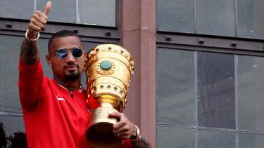 Für den Fußball-Spruch des Jahres ist der ehemalige Eintracht-Profi Kevin-Prince Boateng zwei Mal nominiert