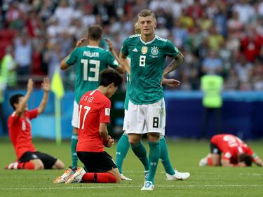Alemania fue eliminada a las primeras de cambio en Rusia. (Foto: Getty)
