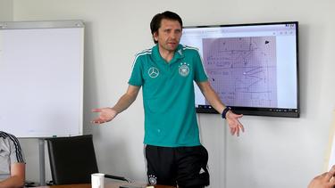 Hyballa verlässt den DFB bereits wieder