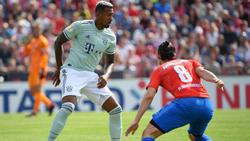 El Bayern pasó un mal rato ante un equipo de aficionados. (Foto: Getty)