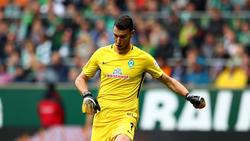 Torhüter Jirí Pavlenka kehrte bei Werder Bremen zurück ins Training