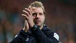 Florian Kohfeldt führte Werder Bremen ins obere Tabellendrittel