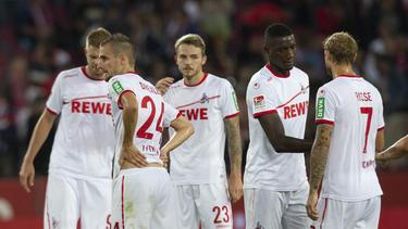 Aufstiegskandidat Köln kam gegen Heidenheim nicht über ein Remis hinaus