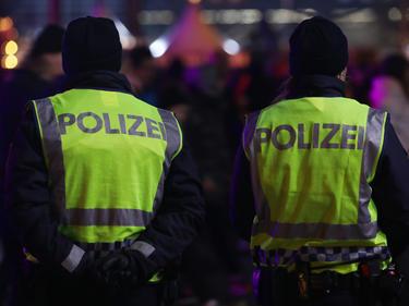 Als die Polizei am Ort des Geschehens eintraf, waren die Ausschreitungen bereits vorbei