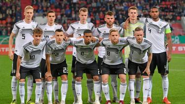 Machbare EM-Gruppe für die deutsche U21
