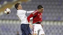 Ist Dominik Szoboszlai (r.) ein Kandidat für den FC Bayern?