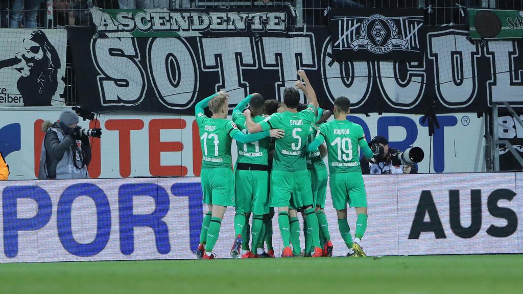 Borussia Mönchengladbach hat seine Ambitionen auf das internationale Geschäft untermauert