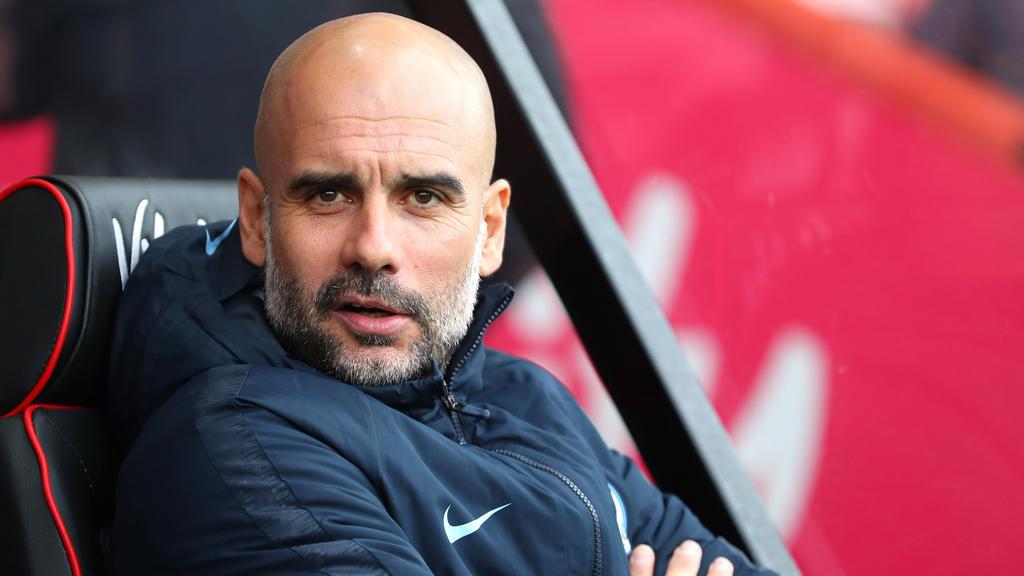 Pep Guardiola hat einen Wechsel zu Juventus Turin dementiert