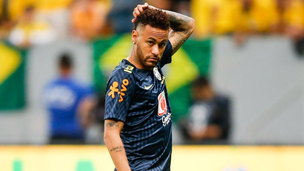 Neymar sieht sich Vergewaltigungsvorwürfen ausgesetzt