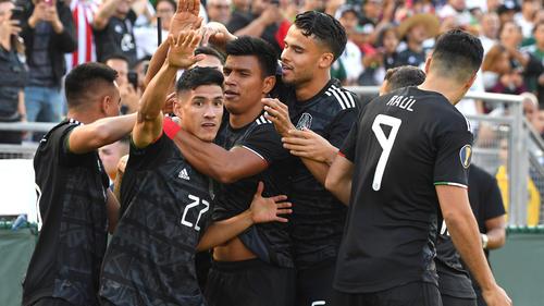 Mexiko startete erfolgreich in das Turnier