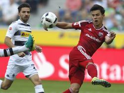 Morales (r.) fehlt Ingolstadt länger