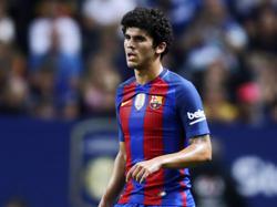 Carles Aleñá hat beim FC Barcelona große Träume