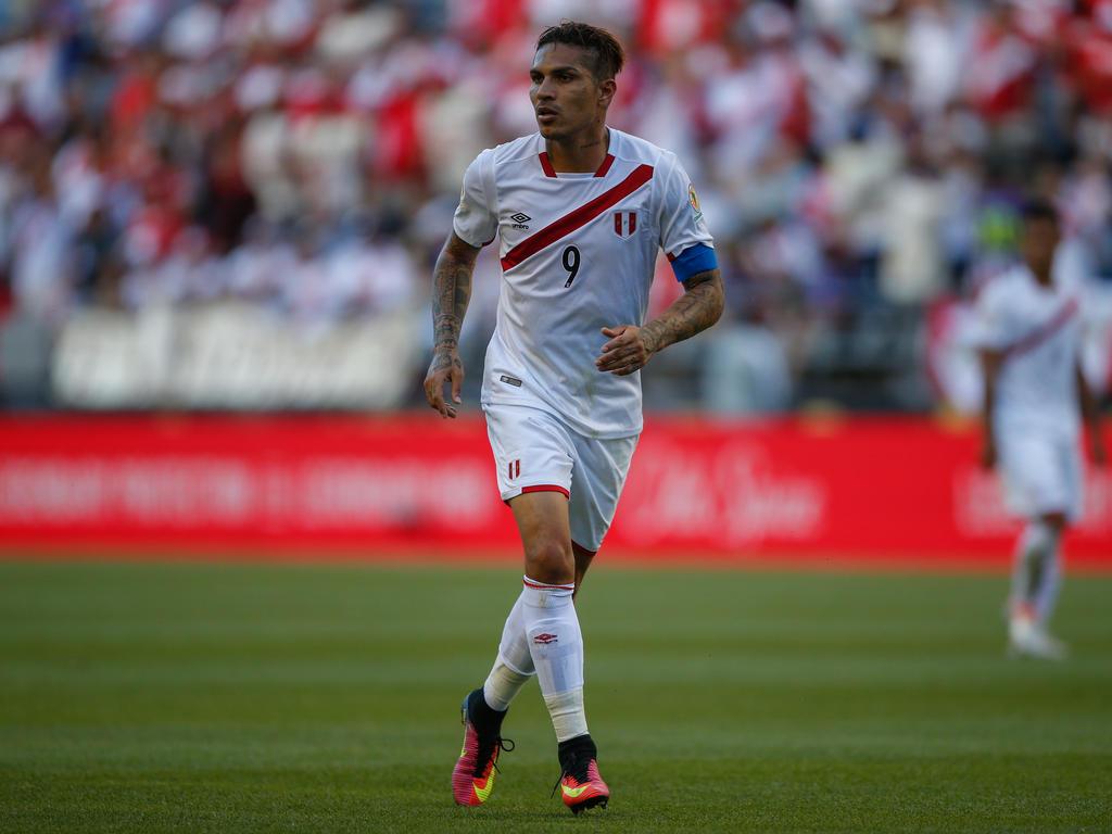 Spielt mit Peru nun doch bei der WM: Paolo Guerrero
