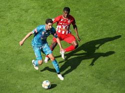 Kapfenberg fordert Sturm beim Steirerderby im ÖFB-Cup