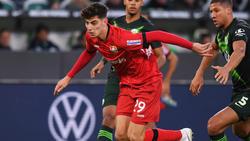 Kai Havertz wird unter anderem vom FC Bayern beworben