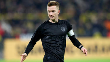 BVB-Kapitän Marco Reus leidet an einer Auswärtsschwäche