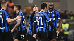 El Inter de Milán ha sacado su mejor versión en casa.