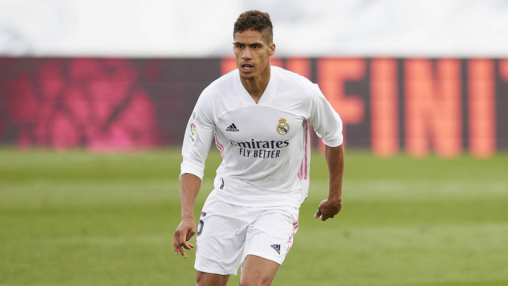 Raphael Varane wird von Real Madrid zu ManUnited wechseln