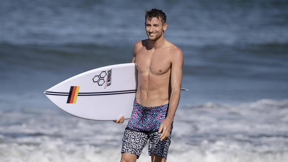 Leon Glatzer hofft auf Olympia-Gold