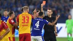 Der FC Schalke erleidet gegen den Karlsruher SC den nächsten Rückschlag