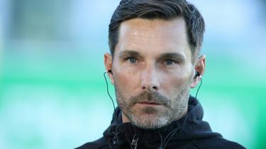 Stefan Leitl lobte seine Mannschaft trotz der Niederlage