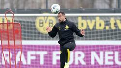 Paco Alcácer hat beim BVB noch Vertrag bis 2023