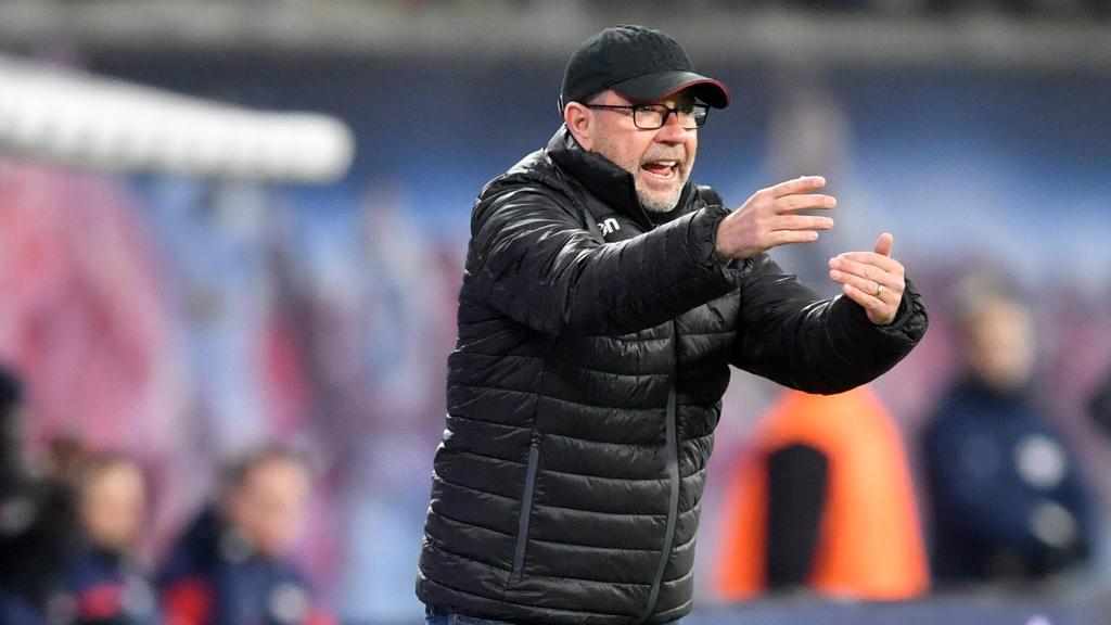 Urs Fischer nimmt die Proteste gegen RB Leipzig gelassen