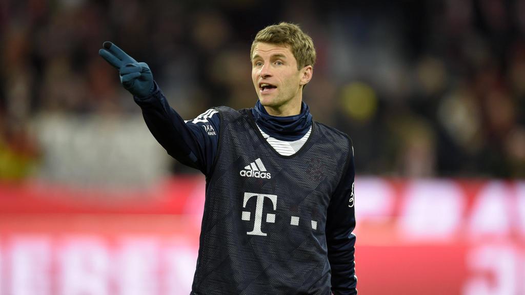 Thomas Müller ist das Urgestein des FC Bayern