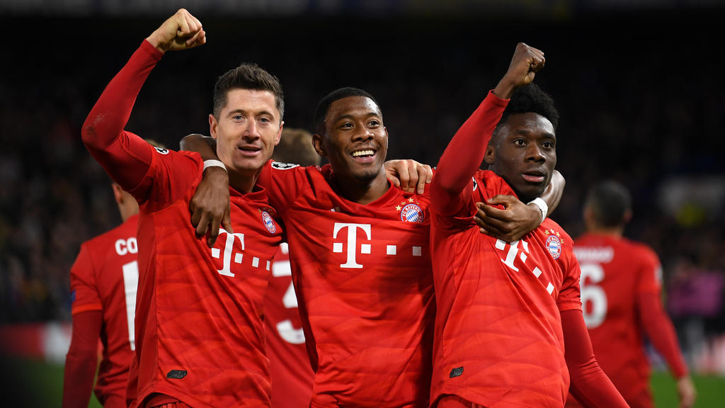 Bundesliga » News » Bayern unlikely to release Lewandowski, Alaba for qualifiers