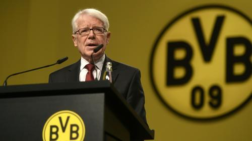 Reinhard Rauball kritisiert die HBF-Entscheidung