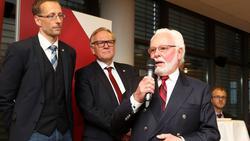 War viele Jahre der mächtige Mann beim 1. FC Nürnberg:Michael A. Roth