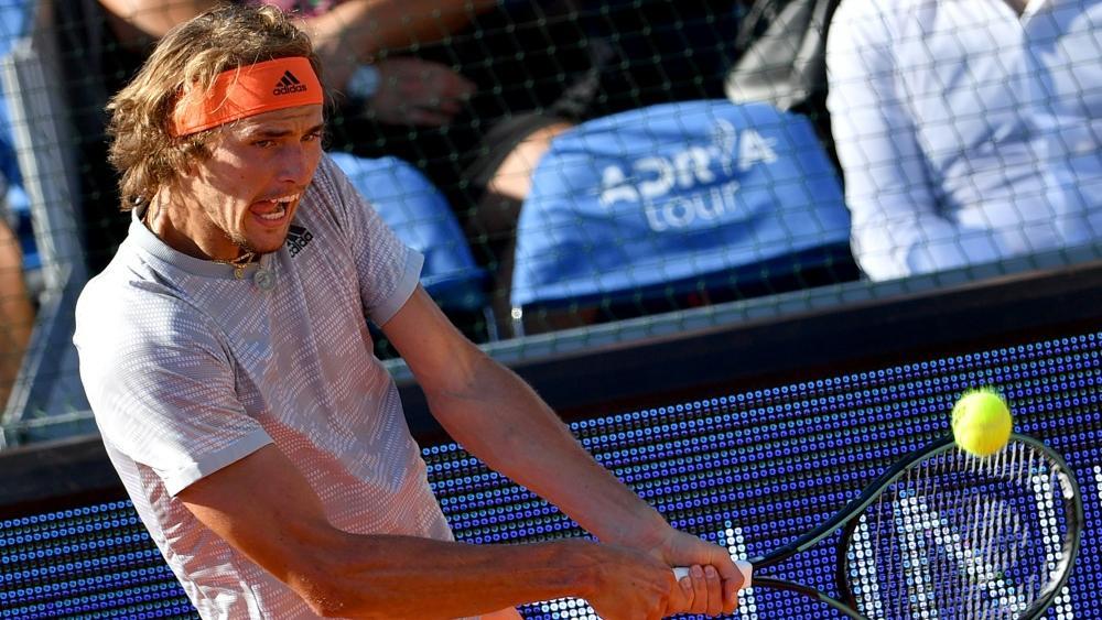 Noch wartet Zverev auf einen Grand-Slam-Titel