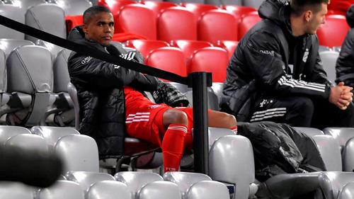 Douglas Costa feierte sein zweites Debüt für den FC Bayern