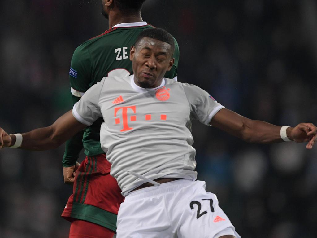 Wie lange hält David Alaba noch seinen Kopf für die Bayern hin?