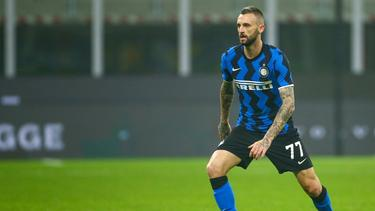 Positiver Corona-Test: Marcelo Brozovic