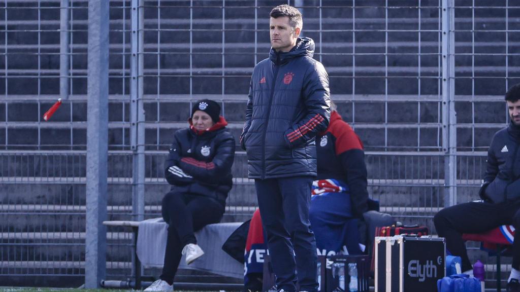 Trainer beim FC Bayern: Jens Scheuer