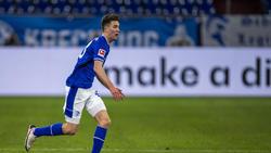 Hoppe besitzt beim FC Schalke 04 einen Vertrag bis 2023