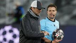 Jürgen Klopp war nach der Pleite des FC Liverpool gegen Real Madrid sauer auf Felix Brych