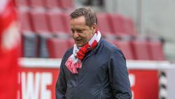 Nicht mehr länger im Amt beim 1. FC Köln: Horst Heldt