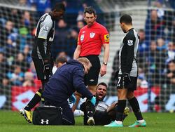 Sandros schwereKnieverletzung