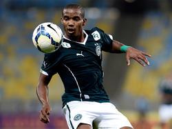 Thiago Mendes im Einsatz gegen Botafogo