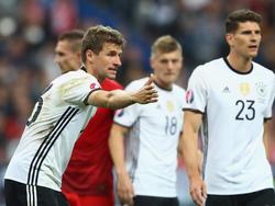 Müller ist bei WM-Turnieren Top, bei der EM bisher Flop