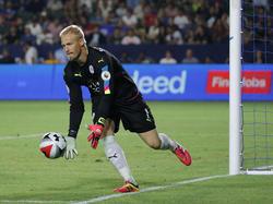 Kasper Schmeichel bleibt in Leicester