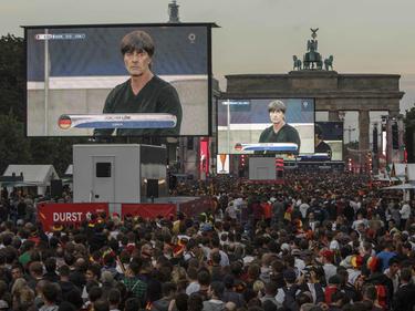 Das Team von Joachim Löw bleibt in der Weltrangliste auf Platz vier