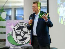 Reinhard Grindel will die EM 2024 nach Deutschland holen