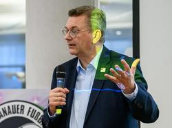 Reinhard Grindel, Präsident des DFB